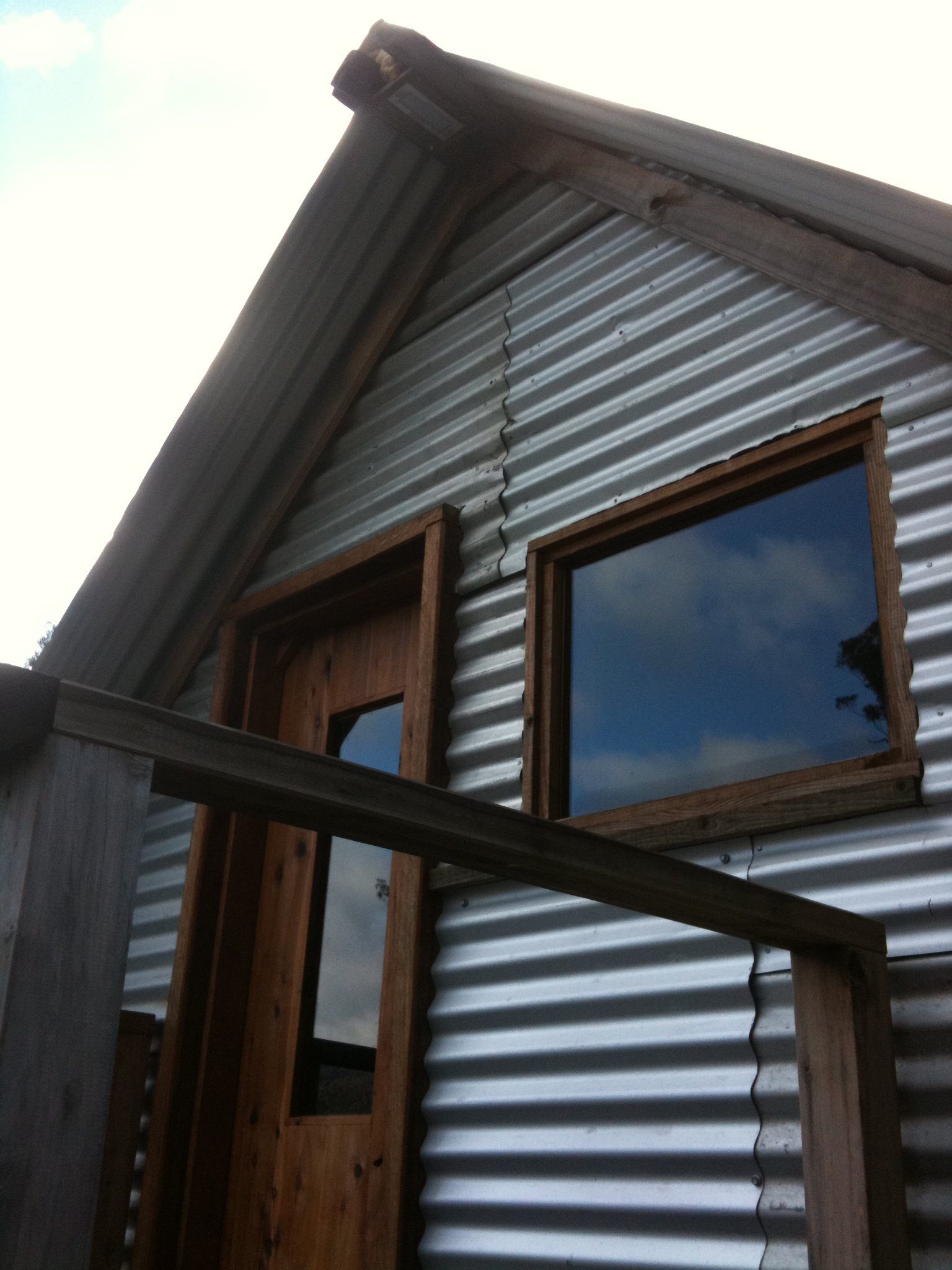 The Payne's Hut Loft: It inspires poetry…